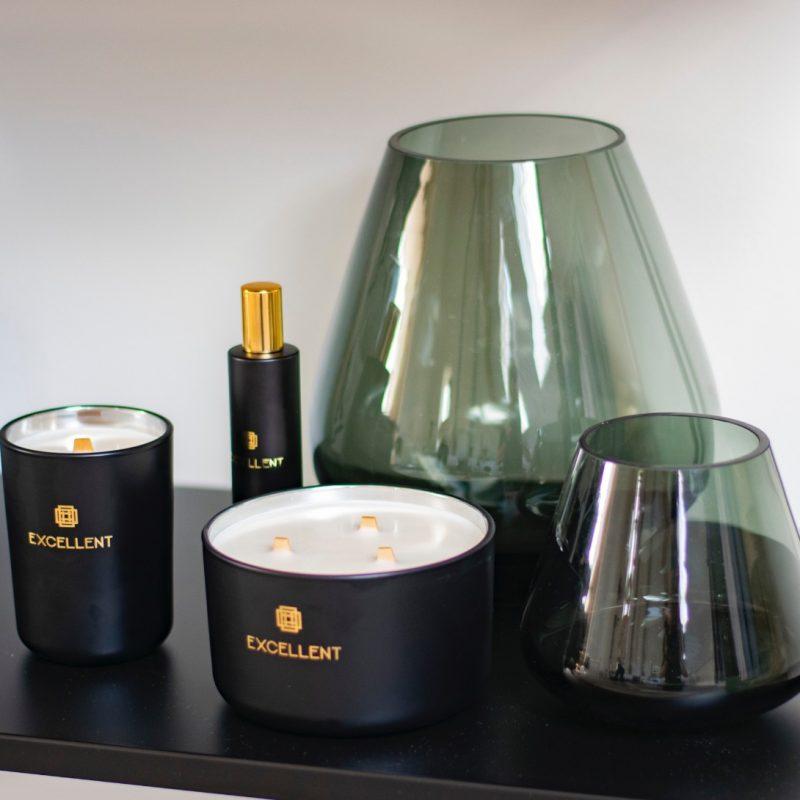 Home perfume exclusive black