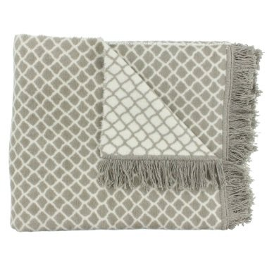 Plaid large Colly grey