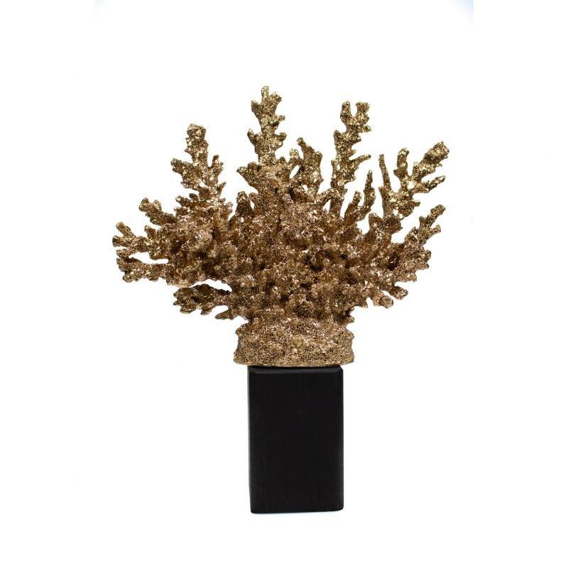 Coral sea thick gold