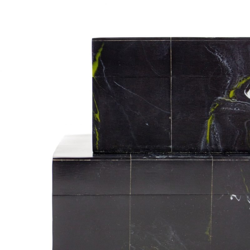 Black box Resin set